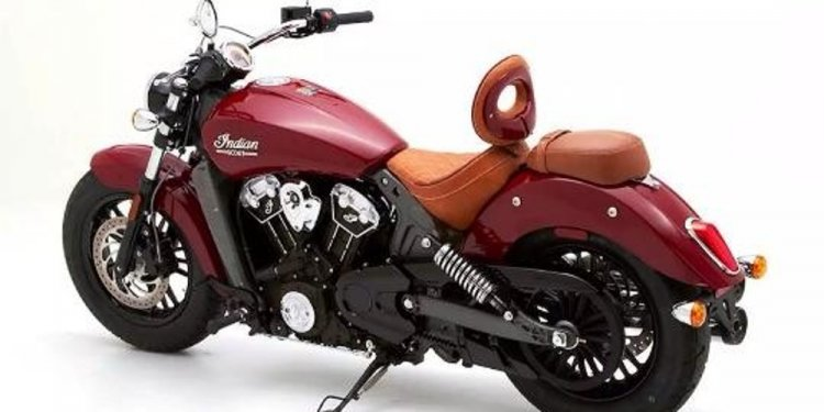 2015 Indian Motorcycle Raffle
