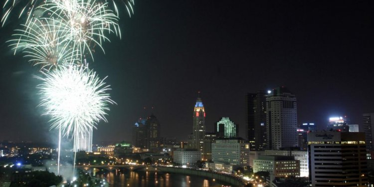 7 Best: July 4th Fireworks in