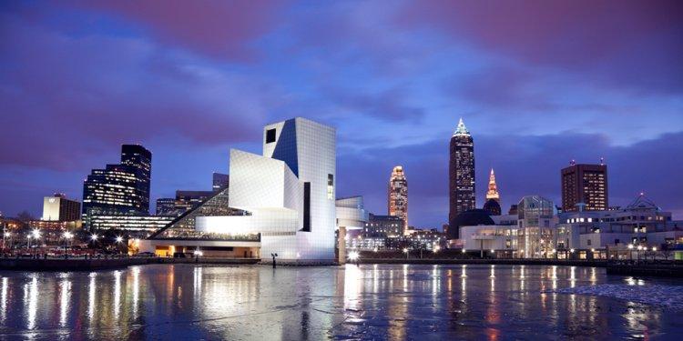 The Cleveland music scene