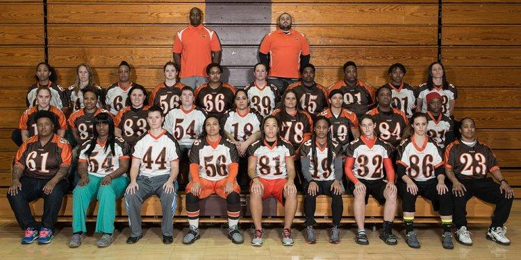 Cleveland Fusion Team Photo