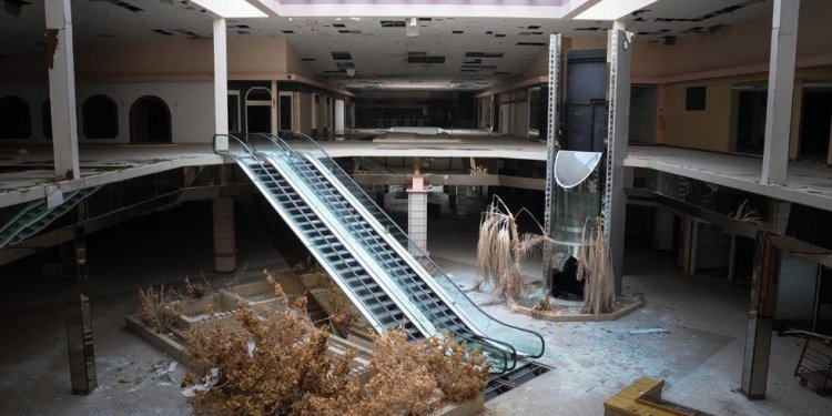 Of Abandoned Malls by Seph