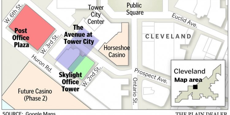 Tower City complex map.jpg