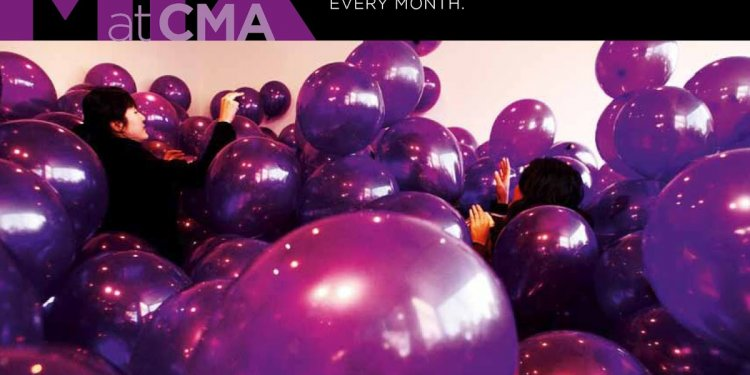 Cleveland s a plum: MIX at CMA
