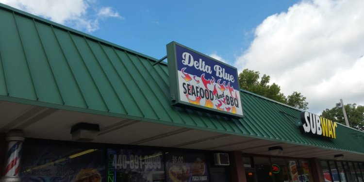 Delta Blue Seafood & Barbeque