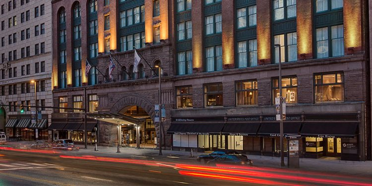 Hotels in downtown cleveland