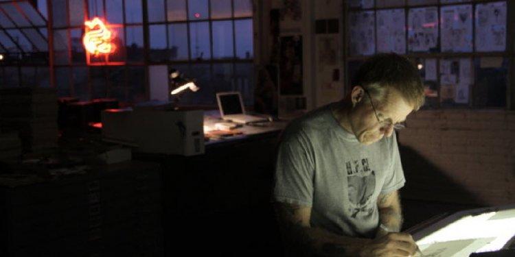 Famed Cleveland artist Derek