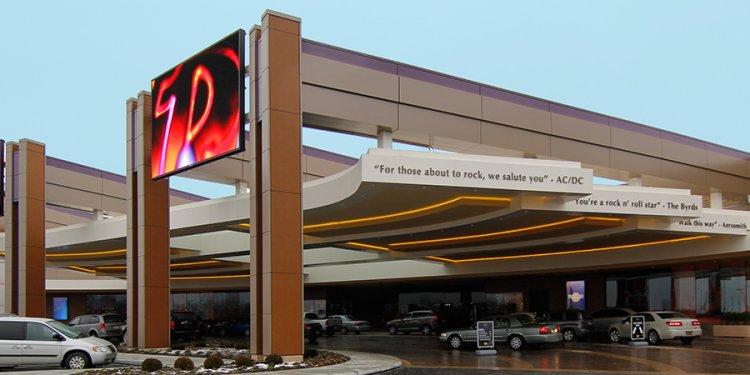 Outdoor Casino Gambling near
