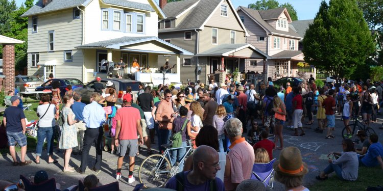 Larchmere PorchFest | Saturday