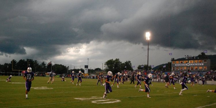The Marion County football