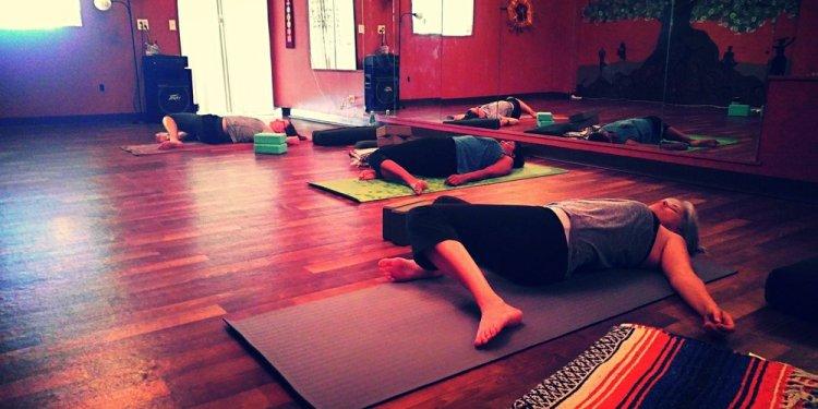 Restorative Yoga Event tickets