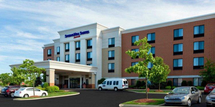 Solon Hotel near Cleveland