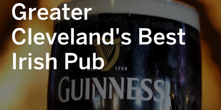 Top 16 Irish bars in Greater