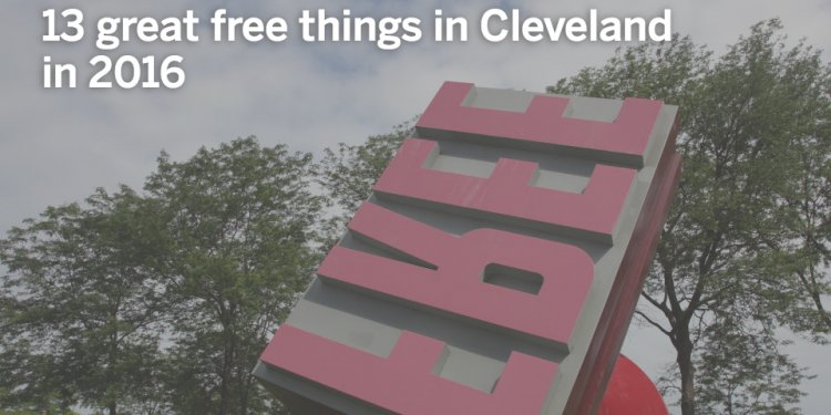Things to do in Cleveland for free