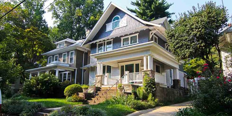 House for sale in Cleveland Park DC