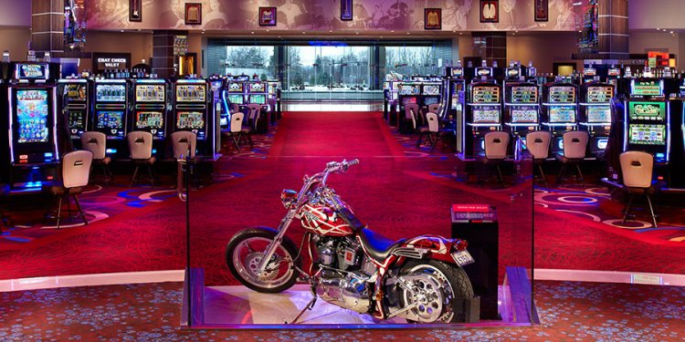 Casinos in Cleveland Ohio area