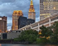 Cleveland Downtown attractions
