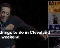 Things to do in Cleveland this week